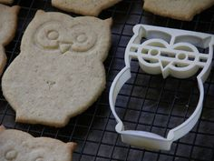 Owl Cookie Cutter by UrbanAtWork - Thingiverse