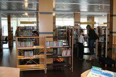 #Bibliothèque et multimédia de Saint Brevin