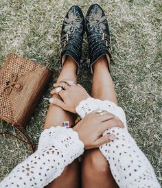 Les boots Susanna, un intemporel rock indémodable ! (photo Collage Vintage)