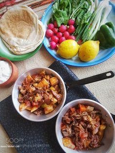 Meat and Vegtable Stew by ran_kb