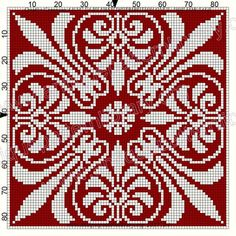 ru / # 57 - Das alte Filet am Reprise Point III - Gabbach - Gallery.ru / # 57 – Das alte Filet am Reprise Point III – Gabbach – Cross Stitching, Cross Stitch Embroidery, Embroidery Patterns, Crochet Cross, Crochet Chart, Knitting Charts, Knitting Stitches, Cross Stitch Designs, Cross Stitch Patterns