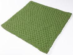Stitchology 19: Irish Moss « Knitting Board Blog