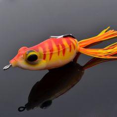 Single Hook Frog 0.47oz 2 1/2in Soft Bait Hollow Body Topwater Fishing Lures bait http://www.amazon.com/Trulinoya-Single-0-47oz-Topwater-Fishing/dp/B01E83VMEW?ie=UTF8&m=A2FPD5PZNML7OR&qid=1464078587&ref_=sr_1_44&refinements=p_4%3ATrulinoya&s=merchant-items&sr=1-44