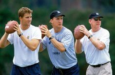Eli, Payton, Archie Manning