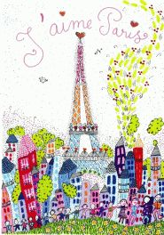 J'aime Paris~La Tour, via frenchafair.com.au