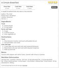 Hauchdünnes Ochsenfleisch mit Erdbeer-Hugo-Salat - Foodpunk
