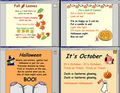 October Chant & Song Collection (contains 7 songs) ... Yay now we can sing more than 5 little pumpkins!