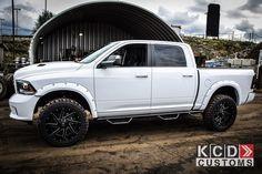 Dodge Ram Lifted, Dodge Ram 1500, Lifted Ford Trucks, Ram Trucks, Pickup Trucks, Chevy Trucks, Ram 1500 Custom, Ram Sport, Truck Camper Shells