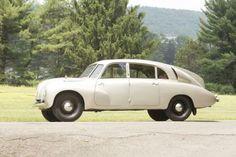1948 Tatra T87 Sedan