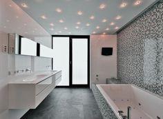 salle de bain de design contemporain