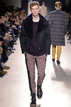 Look 16 Dries Van Noten Fall 2013 Menswear
