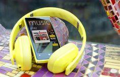 Nokia Music+ Musica Mp3 streaming senza limiti su smartphone Nokia Lumia