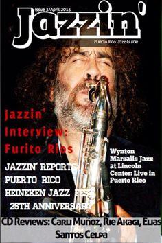 Pronto! Conferencia de Prensa para el lanzamiento oficial de Jazzin' Magazine. Únete a los auspiciadores de la Guía del Jazz en Puerto Rico! Contacto: Wilbert Sostre 787-942-9772, wsostre@gmail.com