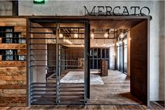 Mercato for Jean Georges by Neri