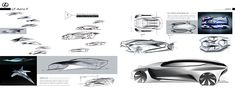 2039 Lexus Aero Flagship project