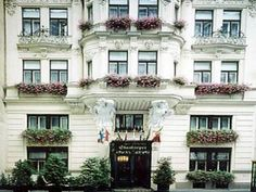 Hotel Staatzoper in Vienna, Our favorite place to stay.