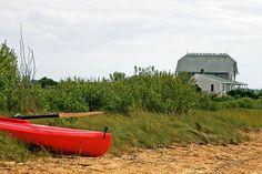 Block Island Beachfront by DesignbyRita on Etsy