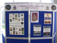 Another great display – this time from staff at Hobs Moat Library in preparation for World Book Night on 23 April Thank you to Julie S. Book Authors, Books, Festivals, Events, Display, Night, Reading, World, Floor Space