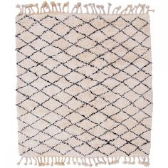 Madesign Berber rug -New, traditionally hand made by Berber women of middle Atlas