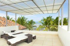 Modern Beach House in Costa Rica