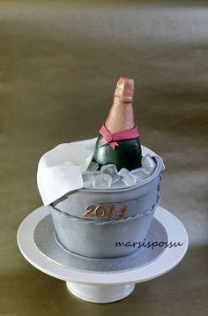 Marsispossu: Uuden vuoden kakku