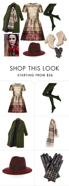 """""""Untitled #155"""" by ri-hab on Polyvore featuring Valentino, Laurence Dacade, Burberry, rag & bone and plus size clothing"""