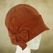Penny - 1920's Cloche Hat - via @Craftsy
