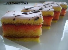 Punčový koláč (fotorecept)