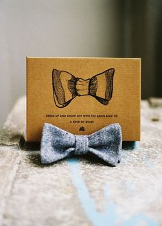 Sprinkled Bow Tie – A Kind Of Guise