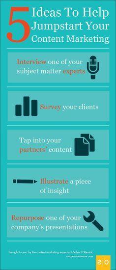 5 Ideas To Help Jumpstart Your Financial Services Content Marketing http://financialmarketingnews.com?utm_content=bufferee1e7&utm_medium=social&utm_source=pinterest.com&utm_campaign=buffer http://arcreactions.com/how-much-is-superbowl-advertising-worth/?utm_content=bufferc938a&utm_medium=social&utm_source=pinterest.com&utm_campaign=buffer