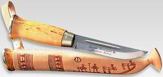 Лапландский нож