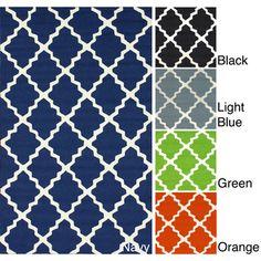 nuLOOM Indoor/ Outdoor Moroccan Trellis Area Rug (5' x 8') | Overstock.com Shopping - Great Deals on Nuloom 5x8 - 6x9 Rugs