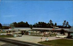 "Marian Motel & Restaurant, U.S. Highway 17, 4 miles south Wilmington North Carolina. I believe this site was the main set for ""Maximum Overdrive"" (1986). This area died when the highway was moved."