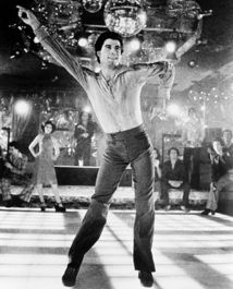 I love 70's music  Saw this movie in the 10th grade  Saturday night fever  -  Pinned 1-28-2016.