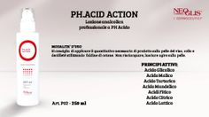 Oggi vi presentiamo un nuovissimo prodotto della #LineaViso Professionale: il #PHAcidAction, una lozione analcolica professionale a PH Acido!