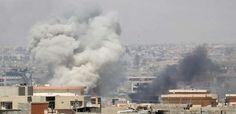 El ISIS solo controla un tercio del casco antiguo de Mosul