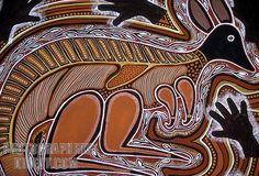 Stock Photography image of aboriginal art , Australia stock photo . Aboriginal Art Animals, Aboriginal Painting, Dot Painting, Indigenous Australian Art, Australian Animals, Indigenous Art, Art Nouveau, Muebles Art Deco, Lino Art
