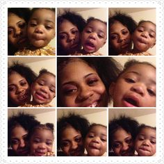 My baby love and I!!