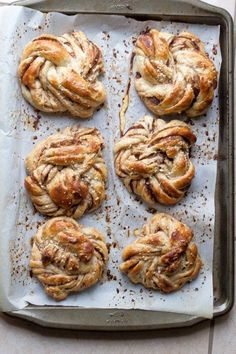 Swedish Cinnamon Buns