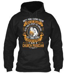 Church Musician - Brave Heart #ChurchMusician