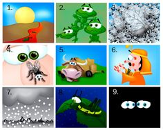 Mr Biblehead: good visuals for The 10 plagues