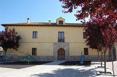 Antiguo Palacio del Marquesado de Santillana hoy en día sede del Consejo regulador de la Denominación de Origen Cigales.