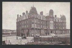 SHERINGHAM. The Grand Hotel. Vintage postcard