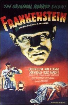 Five Frankenstein movies