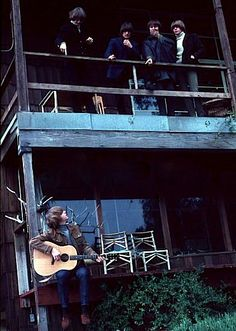Byrds in Laurel Canyon