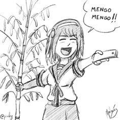 Rapsodia de una hoja de bambú : #WebcomicZ 188 : #Procreate ...