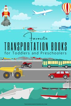 Here are my absolute favorite books for the preschool transportation theme! They are read during circle time, but are also displayed throughout the classroom for children to look at any time they wish. #toddlers #preschool #transportation #books #circletime #literacy #cars #trucks #2yearolds #3yearolds #teaching2and3yearolds Transportation Preschool Activities, Preschool Books, Preschool Classroom, Toddler Preschool, Toddler Activities, Circle Time Activities, Hands On Activities, Toddler Circle Time, Lesson Plans For Toddlers