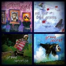 The Harper Connelly series, also by Charlaine Harris.  Harper was struck by lightning as a child & can now hear the thoughts of the dead.  She assists in criminal investigations & is both loved & hated by those she helps.  Very interesting reads!