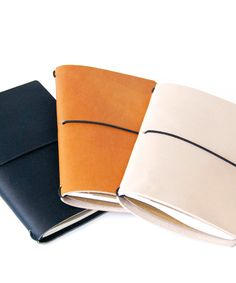 Tan Notebook Cover