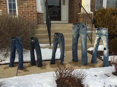 Frozen Pants: The New Winter Sensation